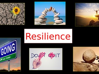 Resilience Assembly - Persistence - Learning Power - Growth Mindset