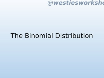Binomial distribution introduction