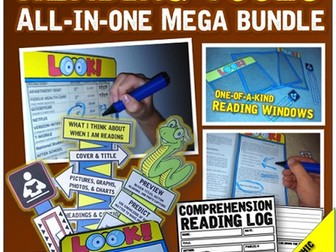 Reading Comprehension Activity Package