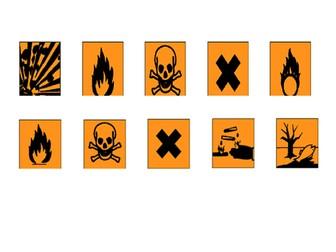 Lab safety and hazards ks3