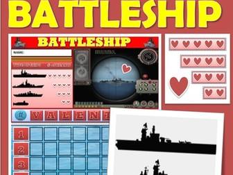 Valentine's Day Games, Battleship