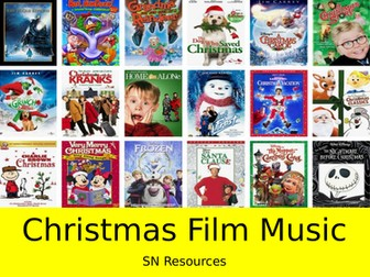 Christmas Film Music - Describing Music