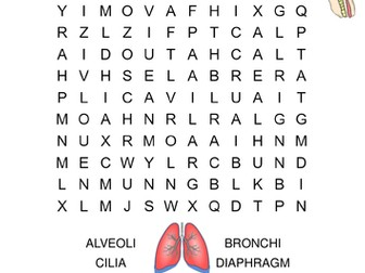 Biology Word Search Bundle. Includes 10 different word
