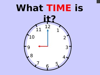 What 'Time' is it?