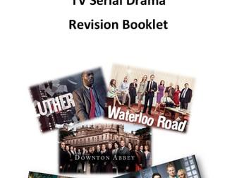 AQA TV Serial Drama Revision Booklet