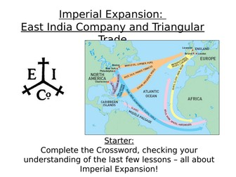 Edexcel: 1C Britain: Imperial Expansion: East India Company and the Triangular Trade
