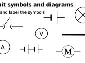 ks3 aqa circuits module - full scheme - 6 lessons with ... circuit diagram ks3
