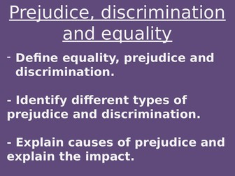 prejudice and justice system Some criminologists replace statistics with high theory in their search for racism the criminal-justice system does treat individual suspects and criminals equally.