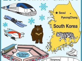 Bundle: 2018 Winter Olympic Games Bundle (PyeongChang, South Korea)