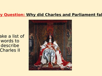 The Relationship between Charles II and Parliament