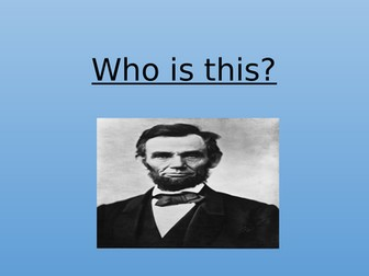 Abraham Lincoln Assembly - February