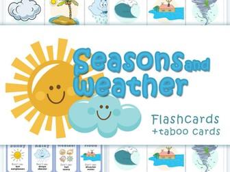 Seasons and Weather
