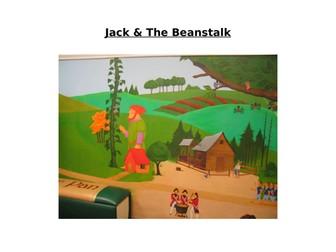 Reception PE - Jack & The Beanstalk