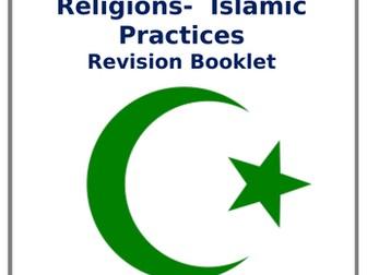 AQA RELIGIOUS STUDIES Islamic Practices Workbook