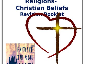 AQA RELIGIOUS STUDIES CHRISTIAN BELIEFS WORKBOOK