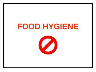 Food Hygiene - PowerPoint