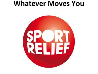 FREE Sport Relief Assembly