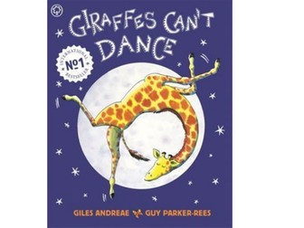 Year 5/6 Whole Class Reading Lesson - Giraffes Can't Dance - Reading with RIC
