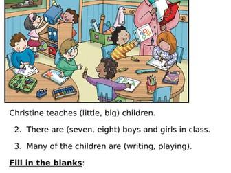 Comprehensions for SEN pupils