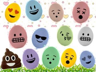 Easter Egg Emojis Game Plenary!