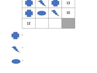Shape Algebra