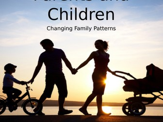 Parents & children - families and households