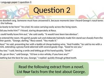 LANG PAPER 1 - QUESTION 2