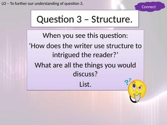 LANG PAPER 1 - QUESTION 3