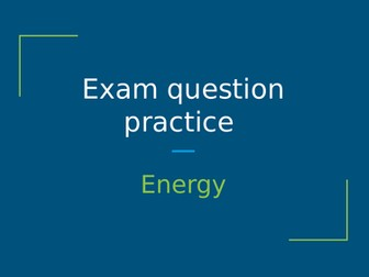 AQA Combined Science Walk through Physics exam questions from specimen paper