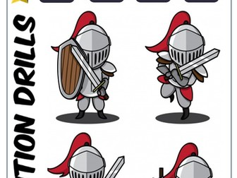 Medieval Maths: Addition Drills (Catch up/ Numeracy / Intervention / Homework / Cover)