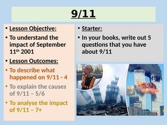 New OCR A: 9/11