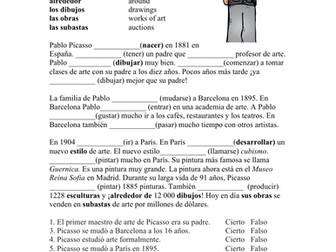 Spanish 2 SUB Activity Bundle: 5 Resources at 50% OFF! by ninatutor