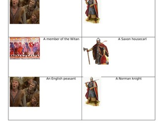 How did William officially become King on Christmas Day 1066? Suitable for AQA 8145 Normans and KS3