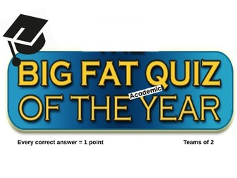 FREE End of Year Quiz