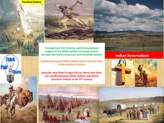Causes of Conflict between White Settlers and American Indians
