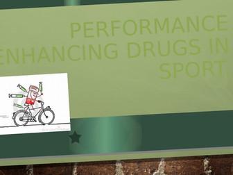 OCR National Certificate in Sports Studies R051 L02 - PEDs