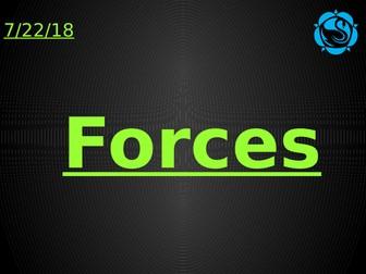 Forces & Motion AQA Trilogy