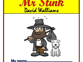 Mr Stink KS2 Comprehension Activities Booklet!