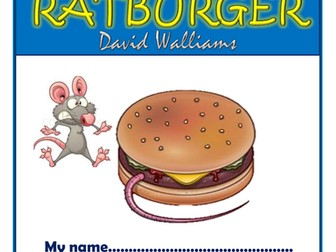 Ratburger KS2 Comprehension Activities Booklet!