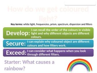 8Je Colour (Exploring Science)