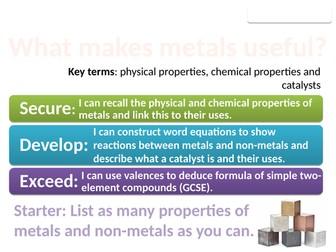 8Ga Metal Properties (Exploring Science)