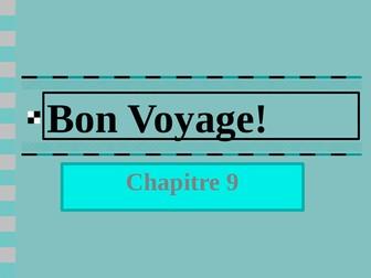Bon Voyage 1 Chapitre 9 Vocabulary PowerPoint