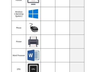 Computing - Hardware and Software