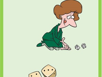 Clothing Dice Game