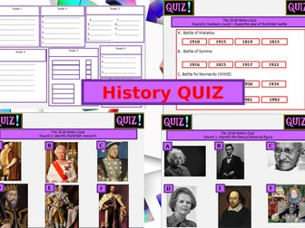 The Big History Quiz