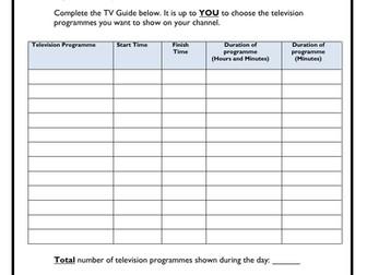 Gosh TV - Measuring Time!
