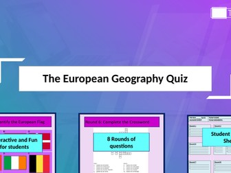 The Big 2019 Geography Quiz Part II