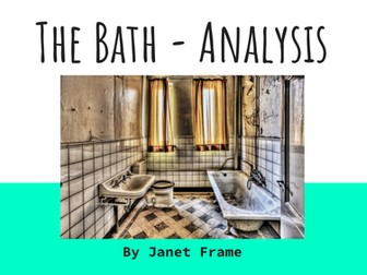 The Bath by Janet Frame - Analysis and Questions