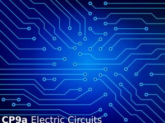 Edexcel CP9a Electric Circuits