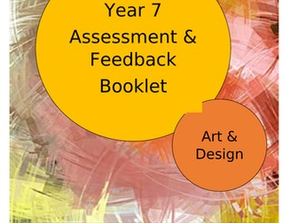 Year 7 Assessment Booklet